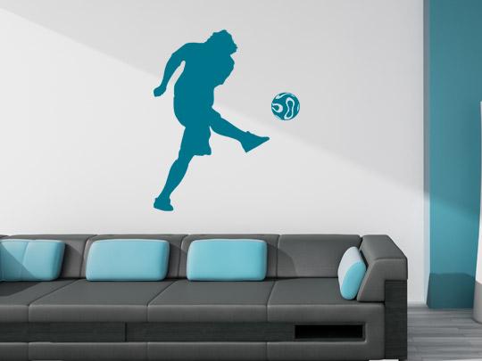 Wandtattoos für Fußball Fans