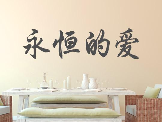 chinesische schriftzeichen und ihre geschichte auf. Black Bedroom Furniture Sets. Home Design Ideas