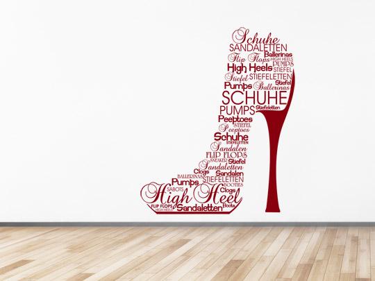 Brauch zur Hochzeit - Schuh versteigern