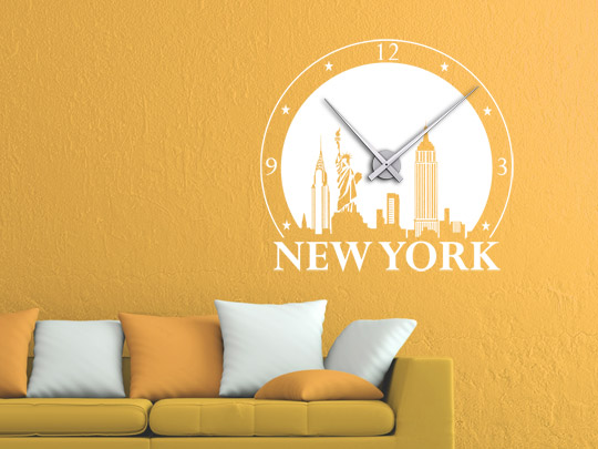 Wandtattoos zum Thema New York