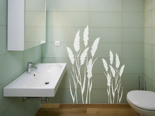 Wandtattoos im Badezimmer – Was beachten? – Ideen & Tipps ...