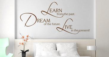 wandtattoo in franz sisch spr che als franz sische wandtattoos frankreich. Black Bedroom Furniture Sets. Home Design Ideas