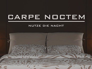 wandtattoo latein lateinische spr che und zitate als wandtattoos. Black Bedroom Furniture Sets. Home Design Ideas