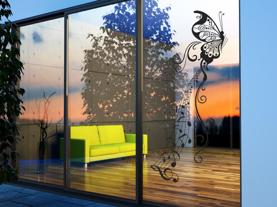 Wandtattoo Auf Glas Glastattoo Wandtattoos Auf Glas