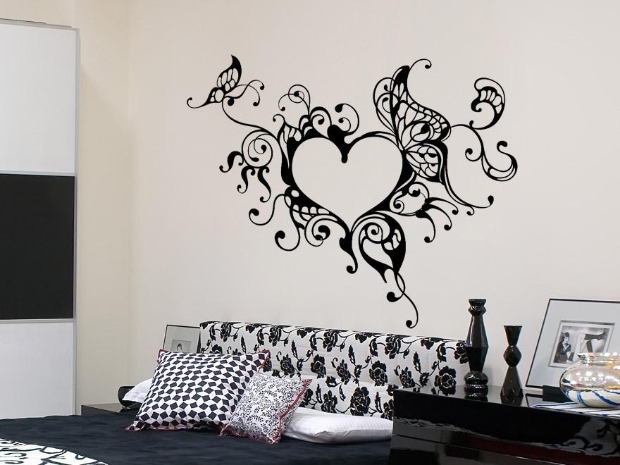 Wandgestaltung wohnzimmer braun beige