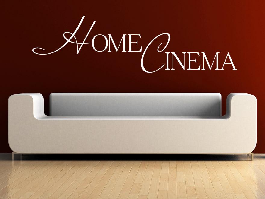 Heimkino wandtattoo home cinema von - Wandtattoo home ...