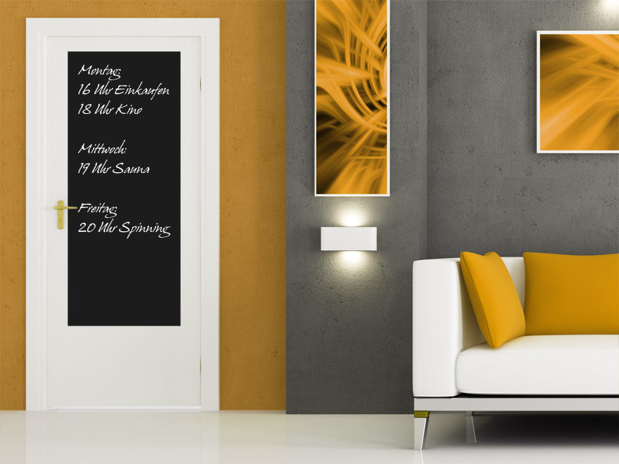 tafelfolie rechteck tafelfolien von. Black Bedroom Furniture Sets. Home Design Ideas