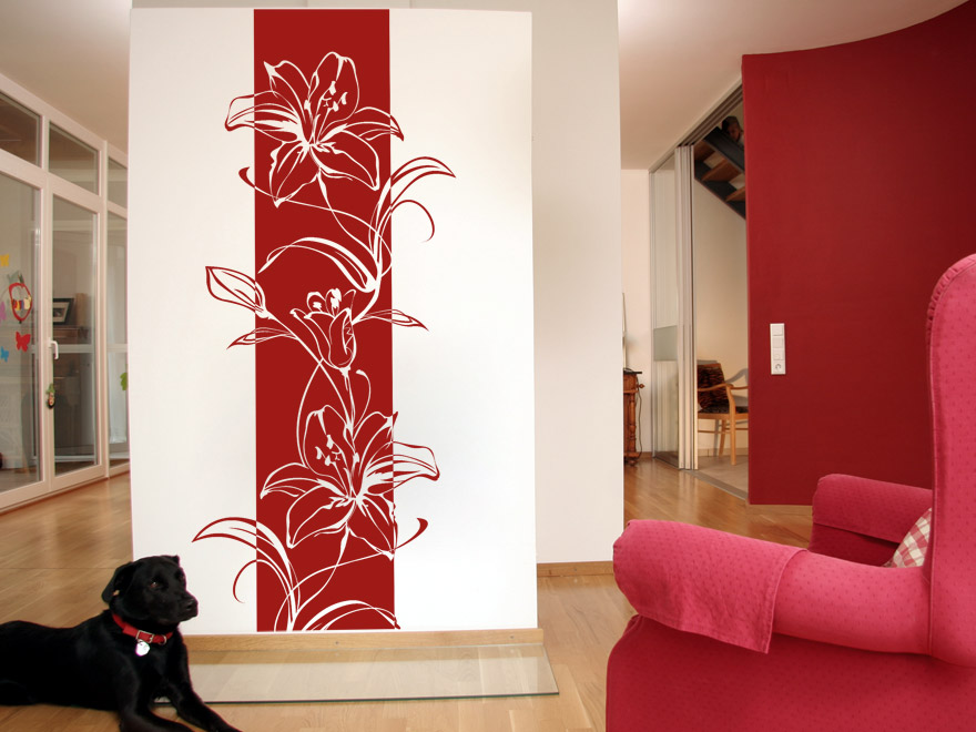 wandtattoo banner xxl wandtattoos als wandbanner. Black Bedroom Furniture Sets. Home Design Ideas