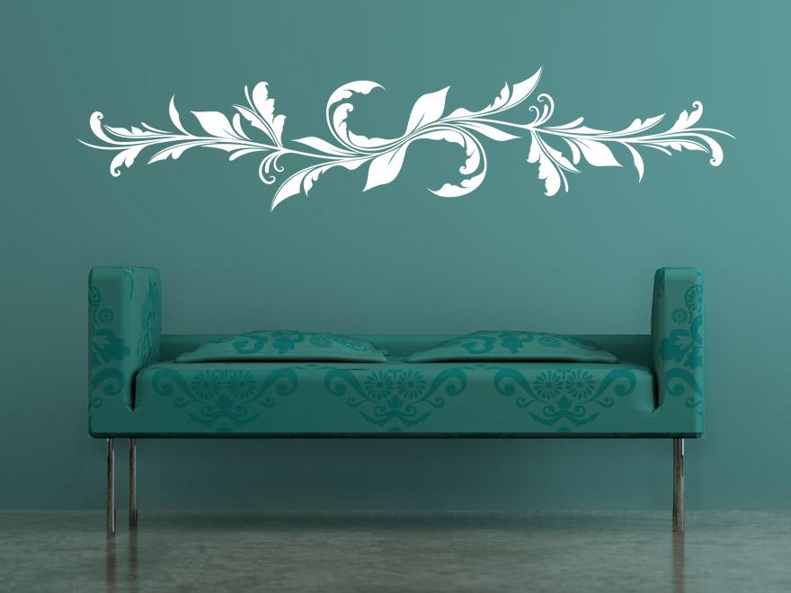 wandtattoo ornamente barock reuniecollegenoetsele. Black Bedroom Furniture Sets. Home Design Ideas