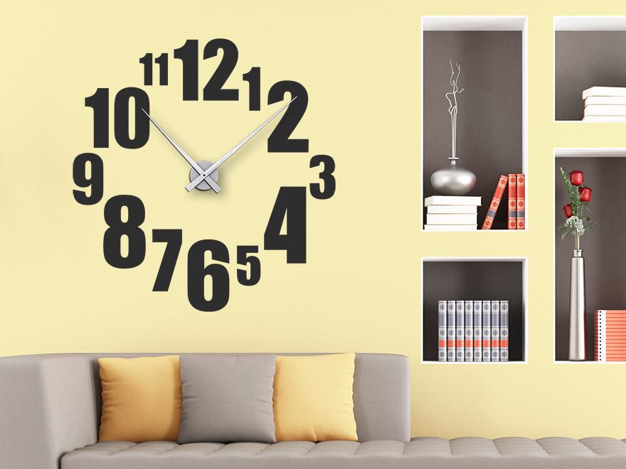 zoom. das bild wird geladen design wand uhr wohnzimmer wanduhr, Wohnzimmer dekoo