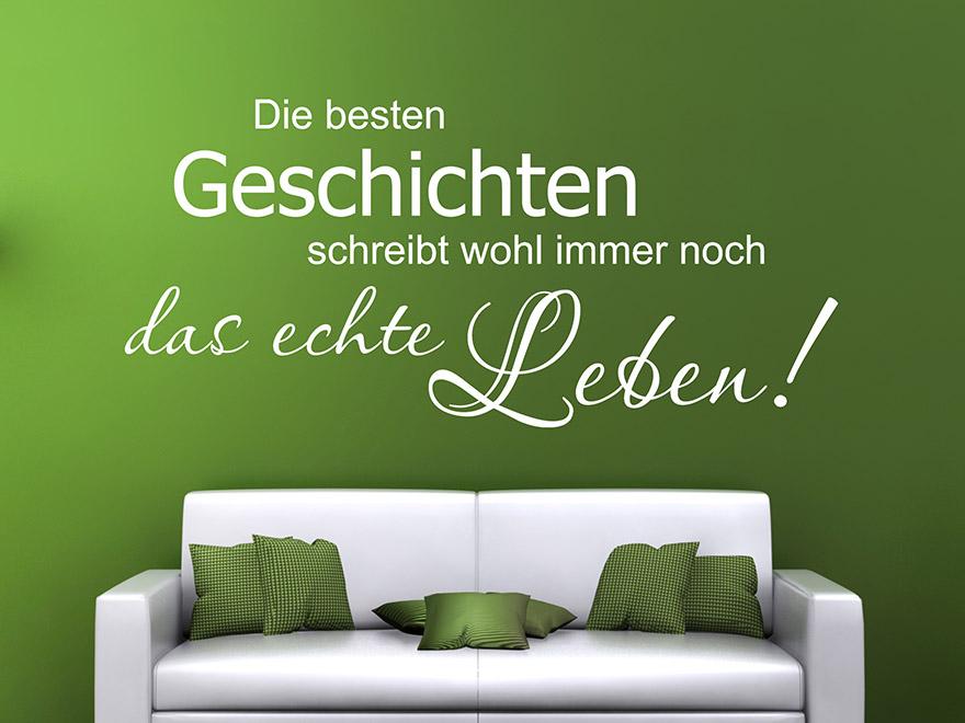 44845b51b7766b Wandtattoo Die besten Geschichten ... von Wandtattoo.net