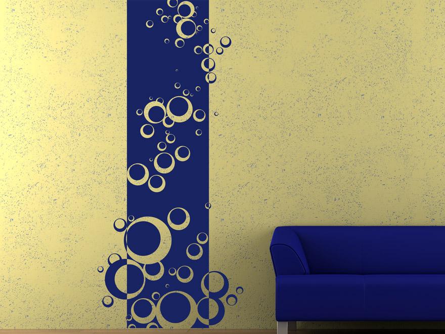 wandtattoo bad blau reuniecollegenoetsele. Black Bedroom Furniture Sets. Home Design Ideas