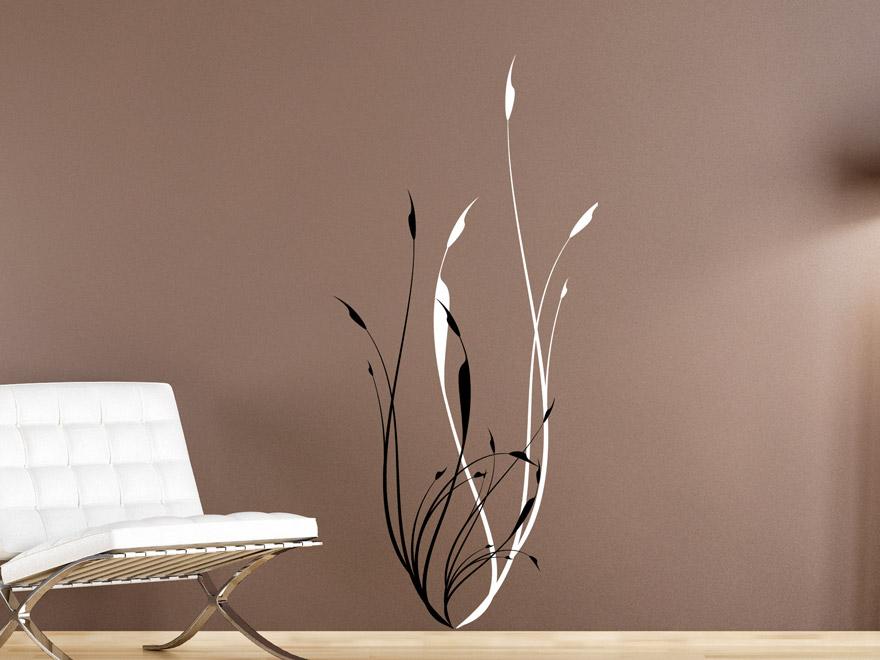 wandtattoo moderne gr ser von. Black Bedroom Furniture Sets. Home Design Ideas