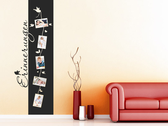 foto banner erinnerungenwandbanner von. Black Bedroom Furniture Sets. Home Design Ideas