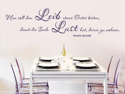 k che zitat wandtattoo zitate rund ums essen und trinken als wandtattoos. Black Bedroom Furniture Sets. Home Design Ideas