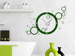Wandtattoo im Bad - Wunderbare Wandtattoos fürs Badezimmer